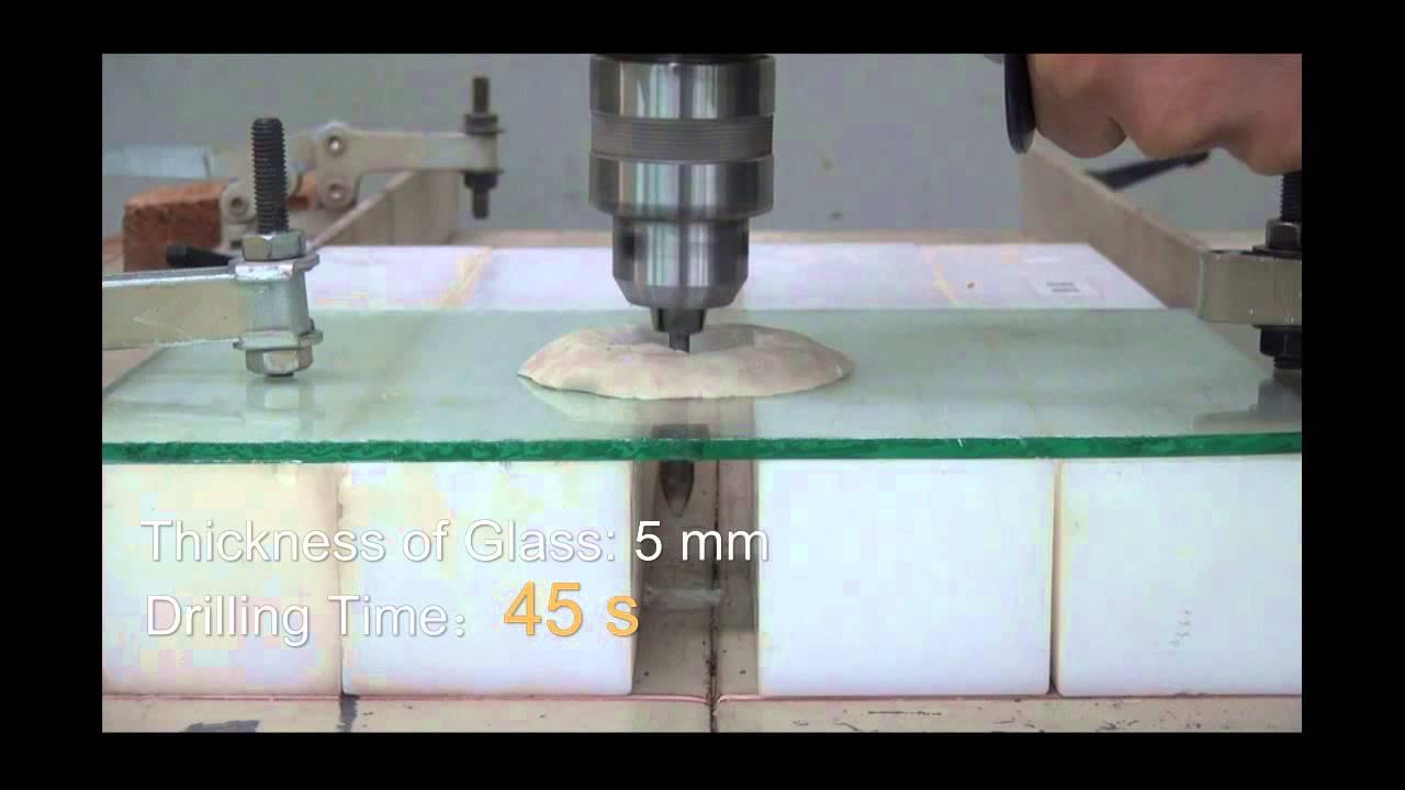 Makita ACC Glass Drill Bit